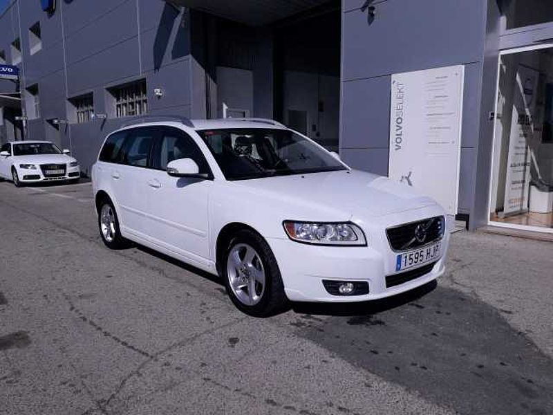 Volvo V50 V50 D4 Business Edition Manual