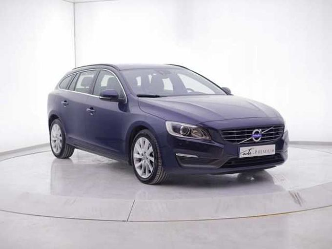 Volvo V60 V60 D3 Momentum Manual